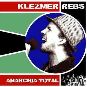 Anarchia total front cover